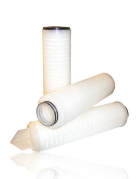 Flo Filtration Karei, PM Series Polypropylene Pleated Filter Cartridge