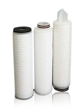 LiquaTec, Micro Panel Hydrophilic PES Pleated Filter Cartridges
