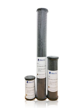 Wassertec, Carbon Impregnated Cellulose Carbon Filter Cartridge